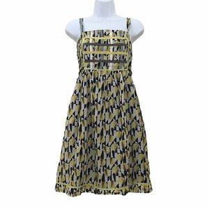 Free People Empire Waist Sleeveless Dress Size 4